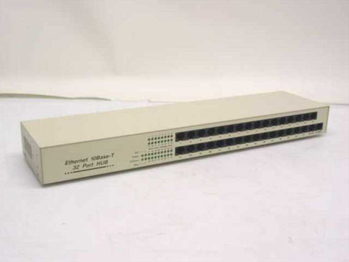 Generic 32 Port Hub  Ethernet 10 Base-T EN-3200