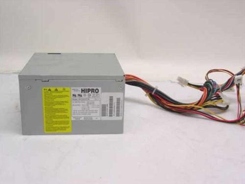 HP 5187-1098  250W ATX Power Supply - Hipro HP-D2537F3R