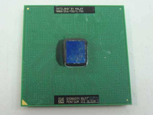 Intel PIII Processor 1000Mhz/256/133/1.75V Processor SL52R