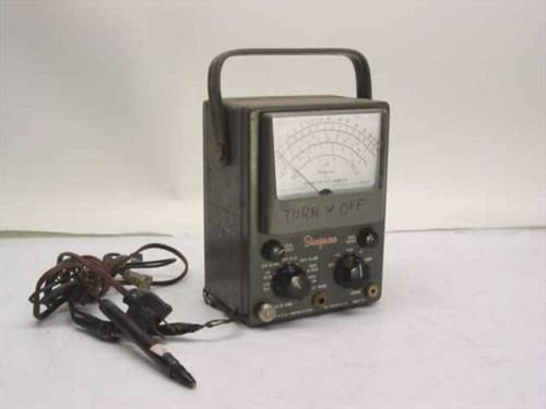 Simpson 311  Vacuum Tube Volt-Ohmmeter