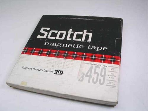 Scotch B459  Magnetic Tape - Instrumentation