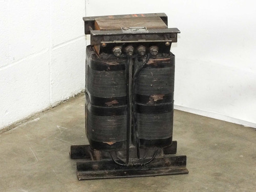 Gardner Electric 54264 Anode Supply Transformer 120-240 to 1000-2000 Volts