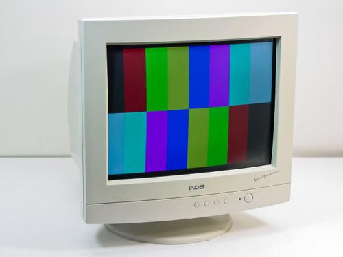 """KDS VS-7e  17"""" Multiscan Color Monitor"""