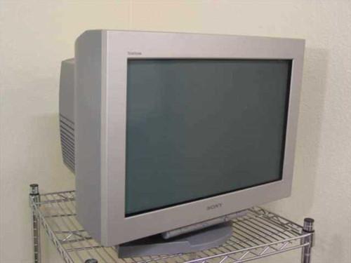Sony Trinitron  GDM-FW900  24'' CRT Monitor