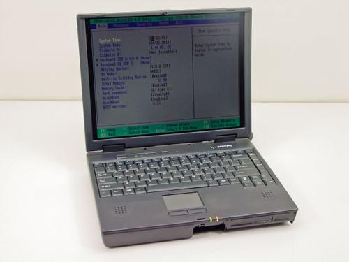 Gateway 2000  Solo 9100 Laptop