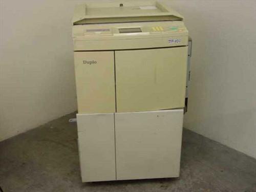 Duplo DP-43E  Color Duplicator Machine - Ink Duplicator