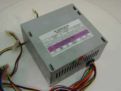 L&C 250 W ATX Power Supply (VT-250ATX)