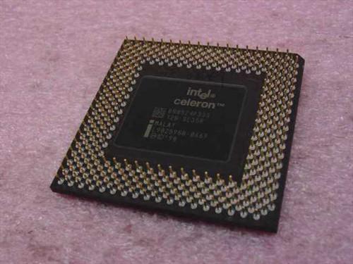 Intel SL35R  Celeron 333Mhz/66/128/2V