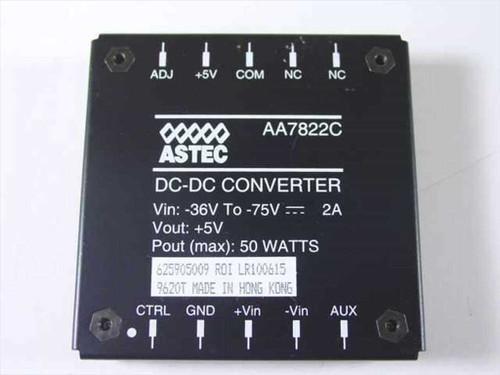 ASTEC AA7822C  DC-DC Converter
