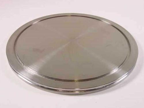 "Custom Stainless  Flange Baseplate OD 9 7/16"" 240 mm"