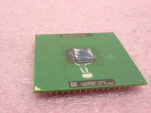 Intel PIII Processor 866/256/133/1.75V (SL5DX)