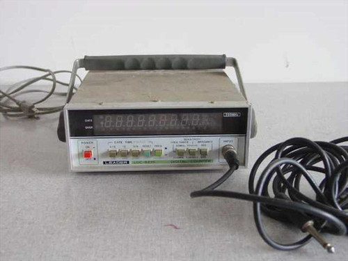 Leader LDC-823S  Digital Counter - Does not power on - No Cable