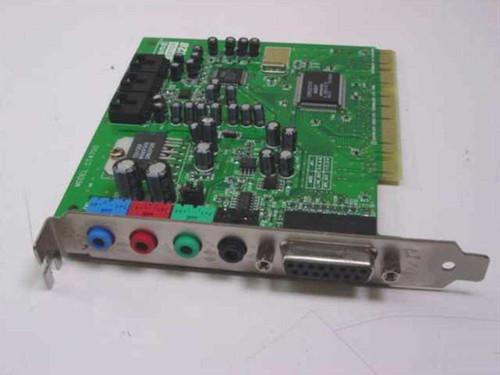 Creative labs CT4700  Sound Card