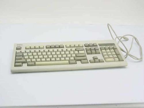 Dell PS/2 Keyboard 104 Key Quiet Key (GYUR10SK) (SK-1000RE)