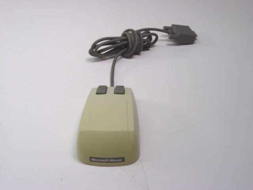 Microsoft 9 Pin Serial mouse  2 Button 9 Pin Serial Mouse