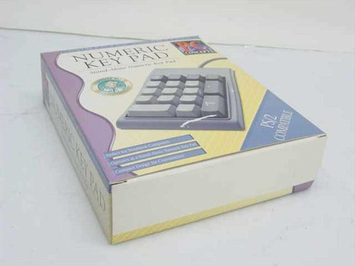 PC concepts KB-5640  Numeric Key Pad stand-alone