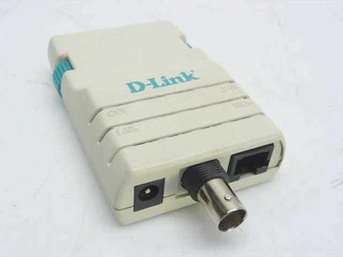 D-Link DE-620CT  Ethernet Pocket LAN Network Adapter with BNC