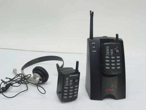 Avaya 10U100  Cordless Phone Set - As Is Untested