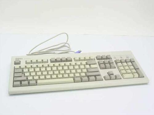 Dell PS/2 Keyboard - RT7D5JTW - YELLOWED KEYS 3340D
