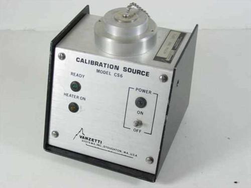 Vanzetti Systems CS6-1 D1510-1  Calibration Source