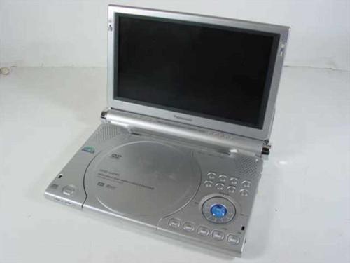 "Panasonic DVD-LA95  9"" Portable DVD Player for Parts Value"