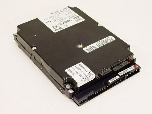 """IBM 342MB 3.5"""" IDE Hard Drive - H3342-A4 92F0404 (92F0404)"""
