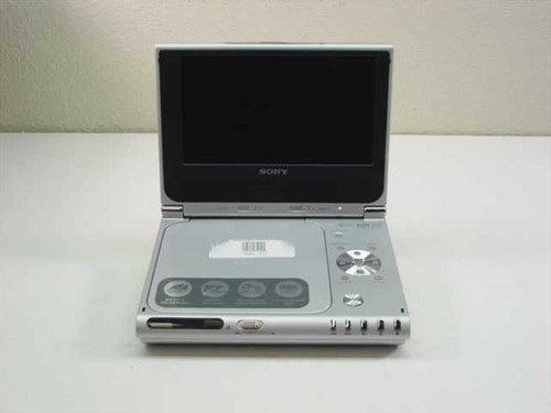 Sony DVP-FX701  Portable CD/DVD Player - As Is for Parts
