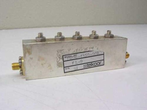 Telkoor MH06-4850-009  RF Microwave Filter - AS IS