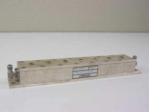 Telkoor 910-4550-1040  RF Microwave Filter