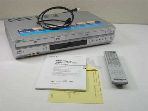 Sony SLV-D370  DVD / VCR Player - broken coax out connection
