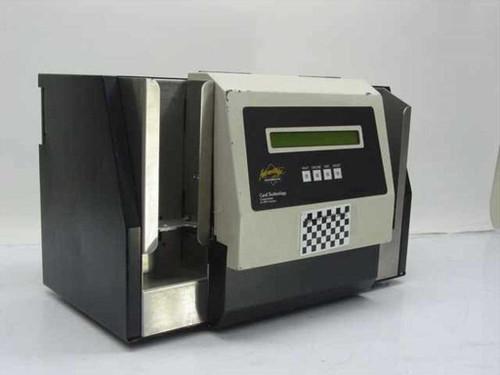 NBS Series 115  NBS Advantage Imagemaster ID Card Printer - As Is