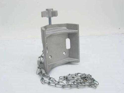 Generic Cast Aluminum  Cylinder Bench Clamp