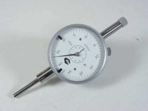 """Alina K63  Dial indicator - 1"""" / 0.0005"""""""
