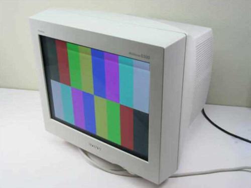 """Sony CPD-E500  21"""" Monitor Multiscan E500"""