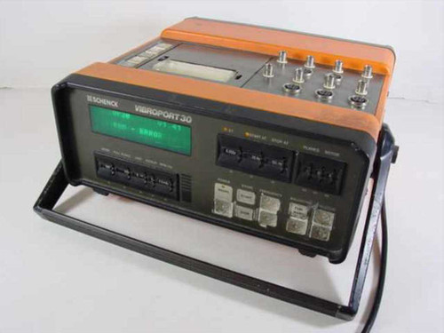 Schenck Vibroport 30  Portable Vibration Analyzers & Field Balancer - Pa