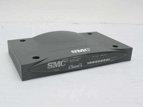 SMC SMC5708DS  8-port EZ Hub 10/100