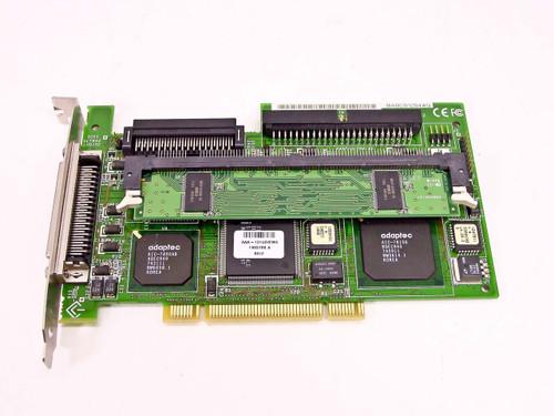Adaptec Single Channel Ultra 2 SCSI Raid Controller Card 2 (AAA-131U2/2MB)