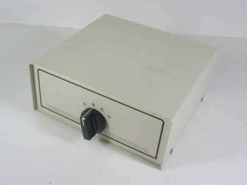 Generic 4 Way KV  KV 4 Port Switchbox AT Keyboard & VGA