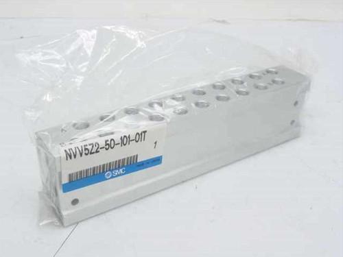 SMC NVV5Z2-50-101-01T  Manifold