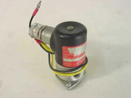 Humphrey T062E1-3-10-36  Pressure Pump 24V 4.5W 0-125 PSI
