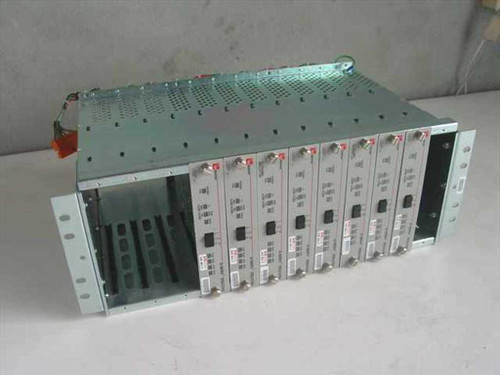 ADC Kentrox 8 Each Single Port T1 Cards in 78260 Chasis (D-Serv DSU/CSU)