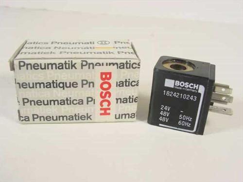 Bosch  1 824 210 243  Solenoid Plug Type Coil