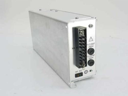 Balzers TCP 120  PM C01 473 Power Supply Turbo Pump