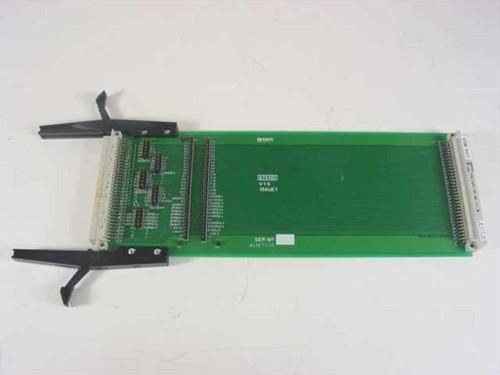 Arcom STEND V1.0 Issue 1  Pin Separator Divider Card