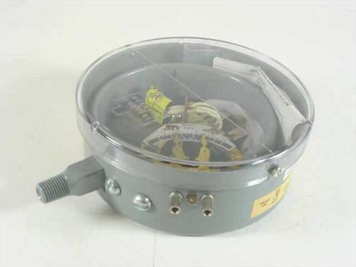 Mercoid Control  DA-31-153-6  Bourdon Tube Pressure Switches