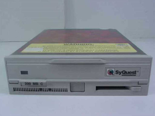 SyQuest SQ5200C  200 MB, SCSI, Internal