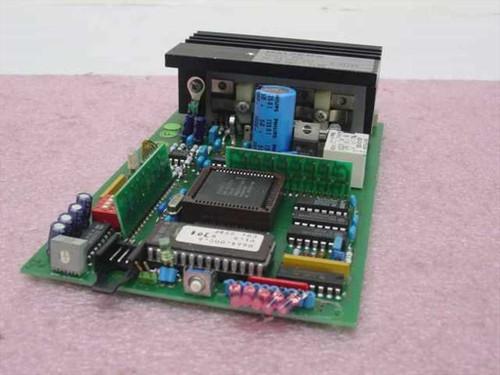 Balzers TCP 035  Turbo Pump Power Supply PM C01 572 20VDC 1.5A