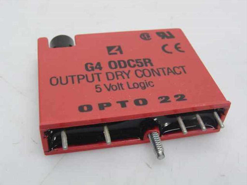 OPTO 22  G4 ODC5R  G4 DC Output, 5-60 VDC, 5 VDC Logic Normally Open