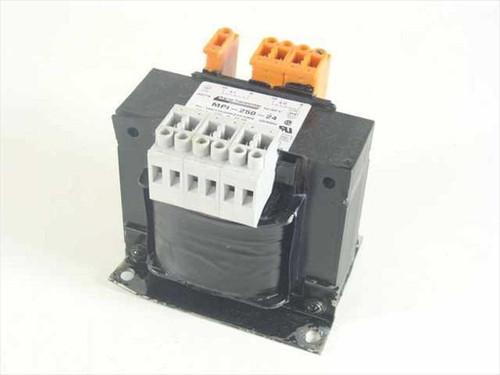 Signal Transformer MPI-250-24  Transformer 12V 10.4A 250VA