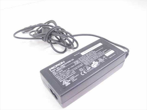 Micron NBP001088-00  AC Adaptor 18.5VDC 2.45A